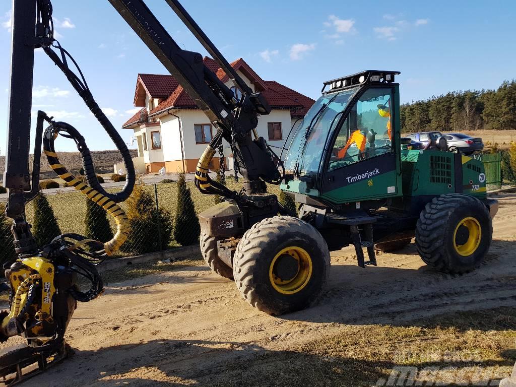 Timberjack 770