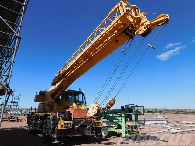 Tadano GR300EX 30 Ton Rough Terrain Mobile Crane