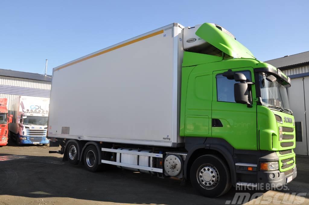 Scania R730 6X2