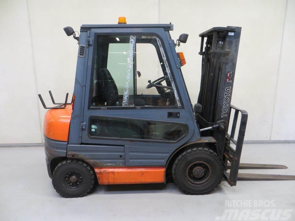 Toyota 02-5FD25