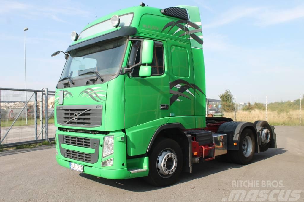 Volvo FH 6X2  Euro 5