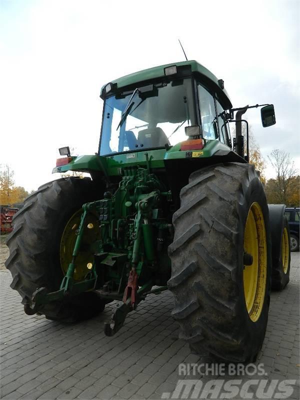 John Deere 7800, 1997, Traktorer