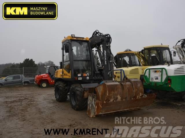 Mecalac 12 M SX KUBOTA R420NH NEW HOLLAND B90 B110