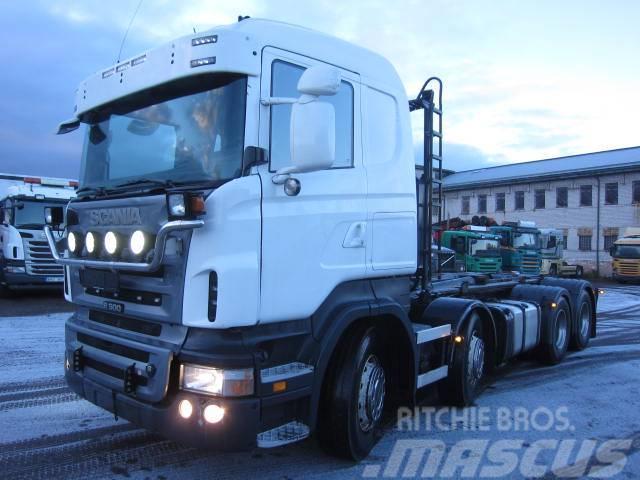 Scania R500 8x4