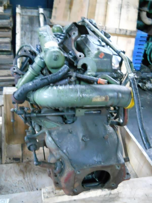 Used mercedes benz om366a om 366 a engines year 1990 for Used mercedes benz engine