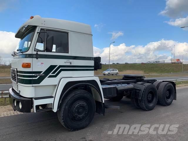 MAN 26.281 6x4 Tractor Head (26 units available)