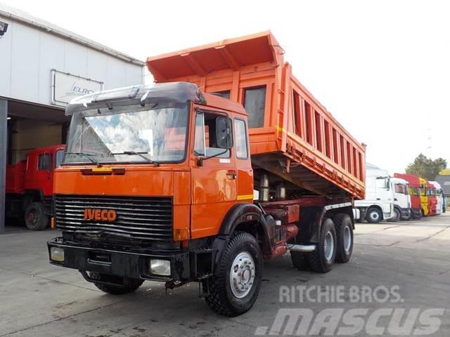 Iveco 330-30 (BIG AXLE/STEELSUSP/PERFECT)