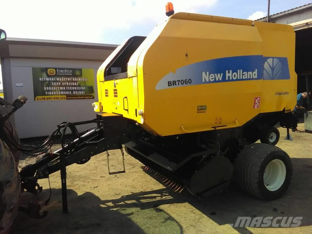 New Holland BR 7060 CropCutter