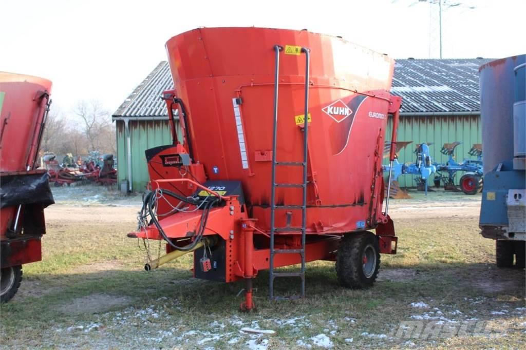 Kuhn Futtermischwagen 11 m³