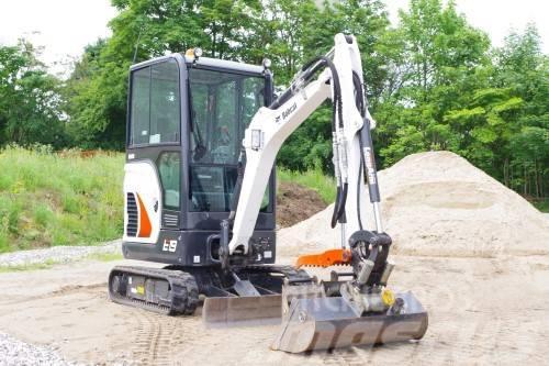 Bobcat E19