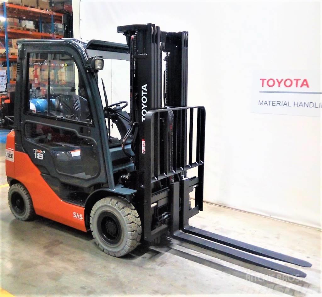 Toyota 8FGF18
