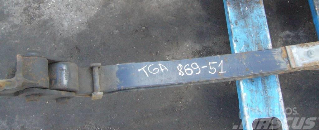 MAN TGA front springs