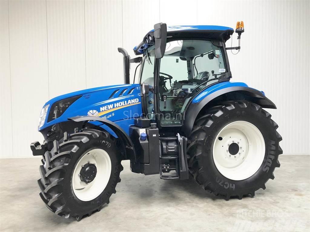 New Holland T6.125S EC