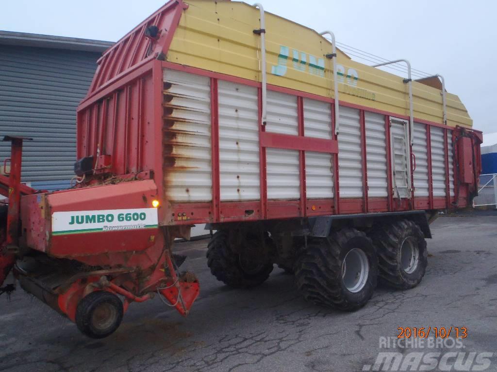 Pöttinger Jumbo 6600 Profiline