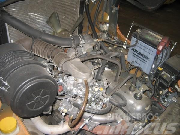 Toyota 02-7FG15, Kahveltõstukid - muud