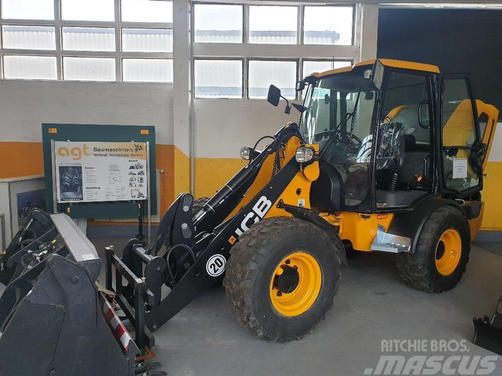 JCB 407 Neumaschine