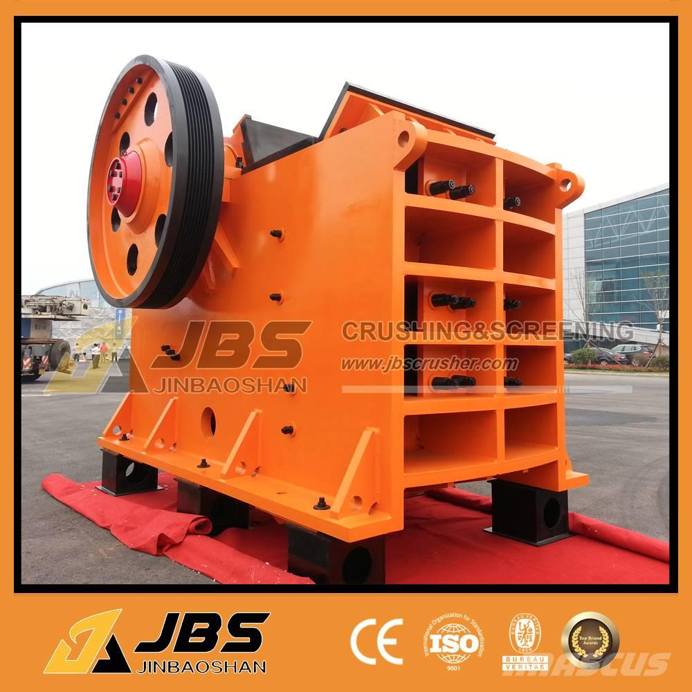 JBS 900*1200 Big Jaw Crusher for aggregate quarry use