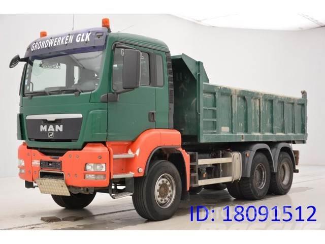 MAN TGS 33.440 M - 6x4