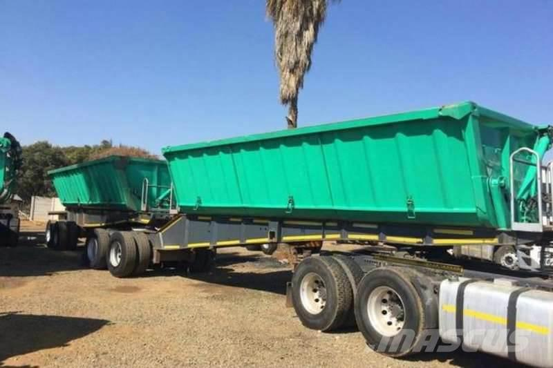 [Other] Top Trailer PTY LMT Tandem Front & Rear