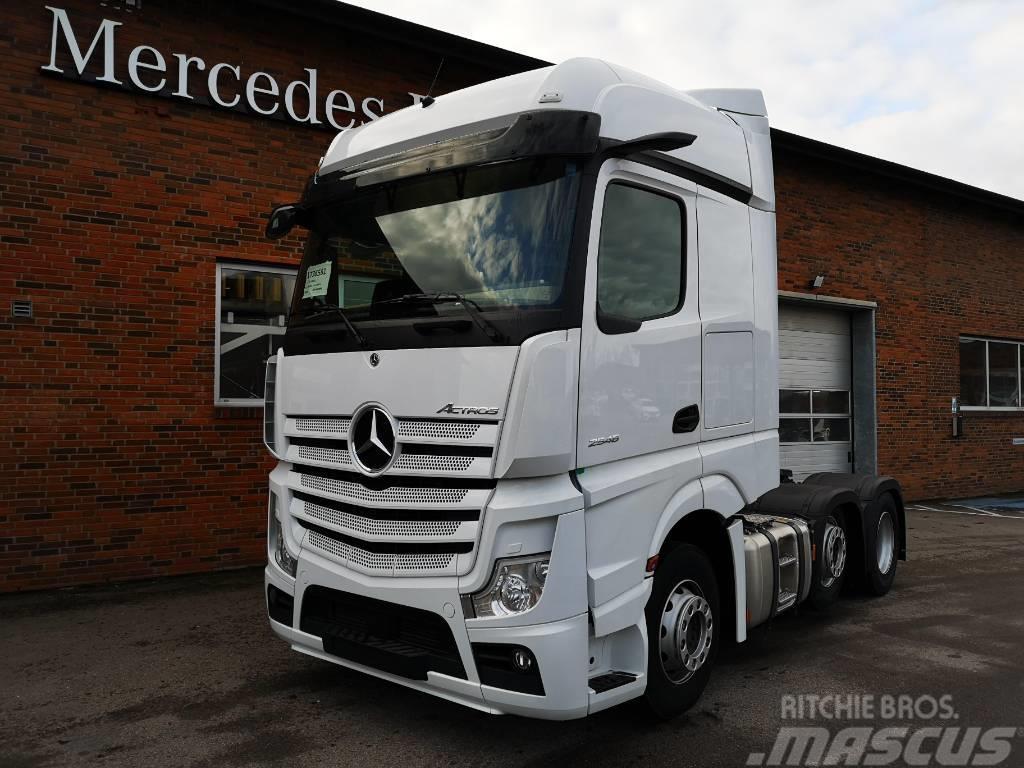 Mercedes-Benz Actros 2546 LS 6x2/2