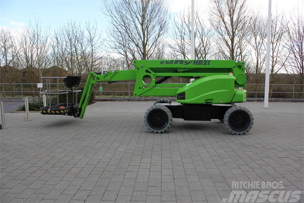 Niftylift HR 21 4x4 HYBRID