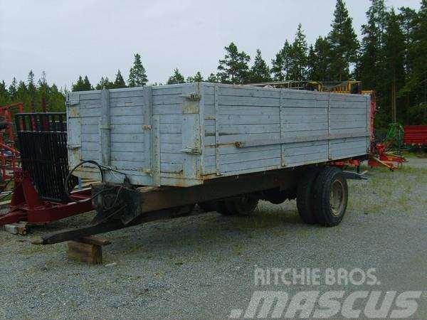 [Other] Omatekoinen kippivaunu Kuormaautoalusteinen