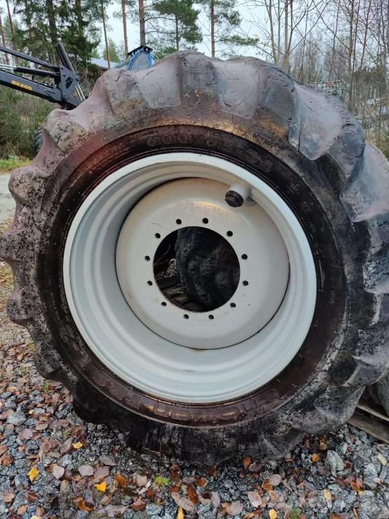 Nokian Used tires with rims