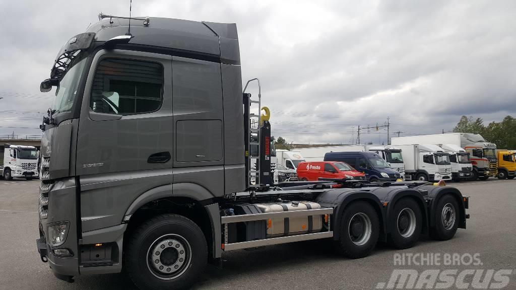 Mercedes-Benz Arocs 3253 krok omgående leverans