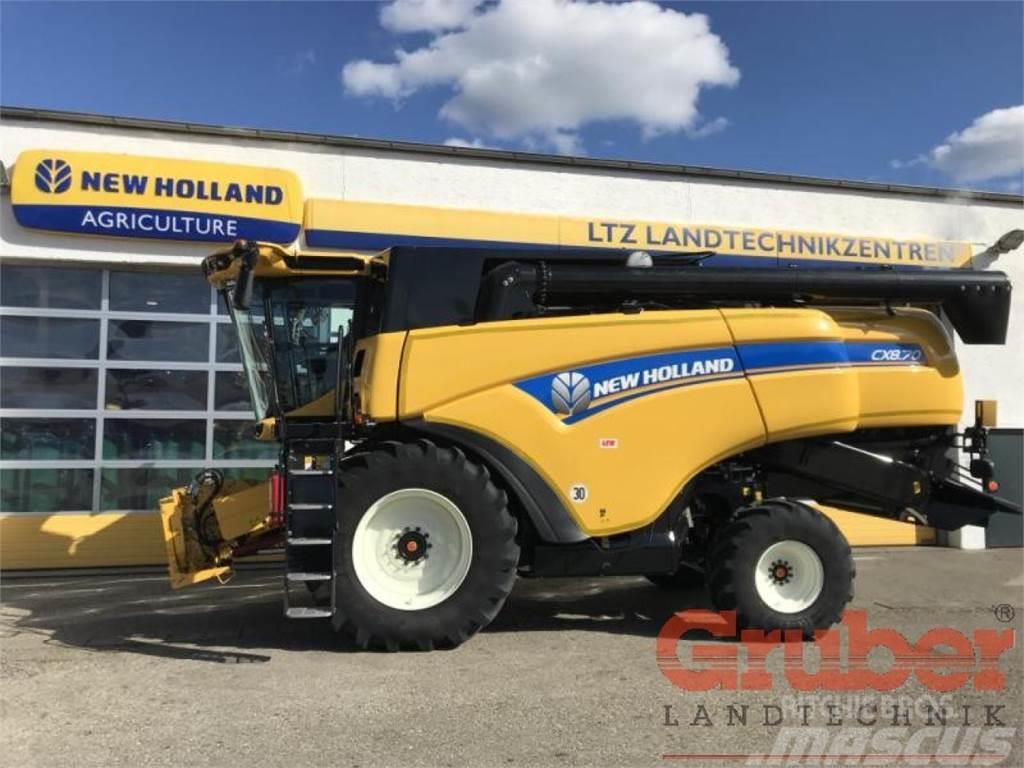 New Holland CX 8.70 T4B
