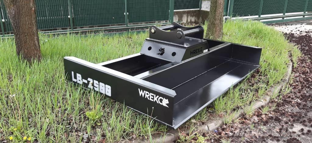 [Other] Wreko LB 2500 - BARRA LIVELLATRICE