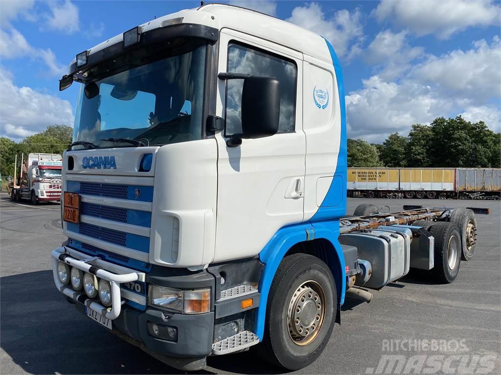 Scania R 124 LB