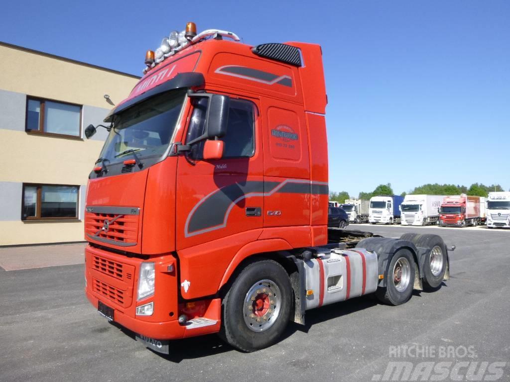 Volvo FH540 6x2+EURO5+ADR+RETARDER