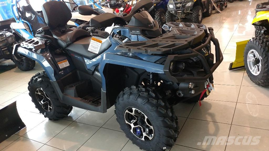 Bombardier CanAm Outlander 1000MAX Limited