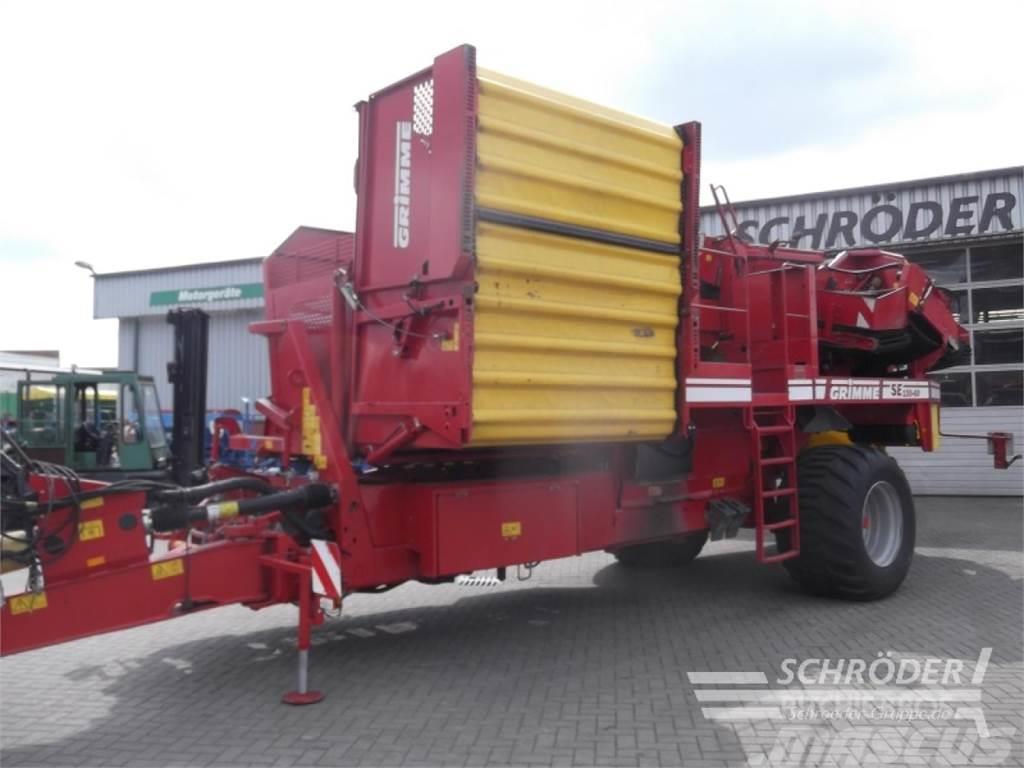 Grimme SE 150-60 XXL UB