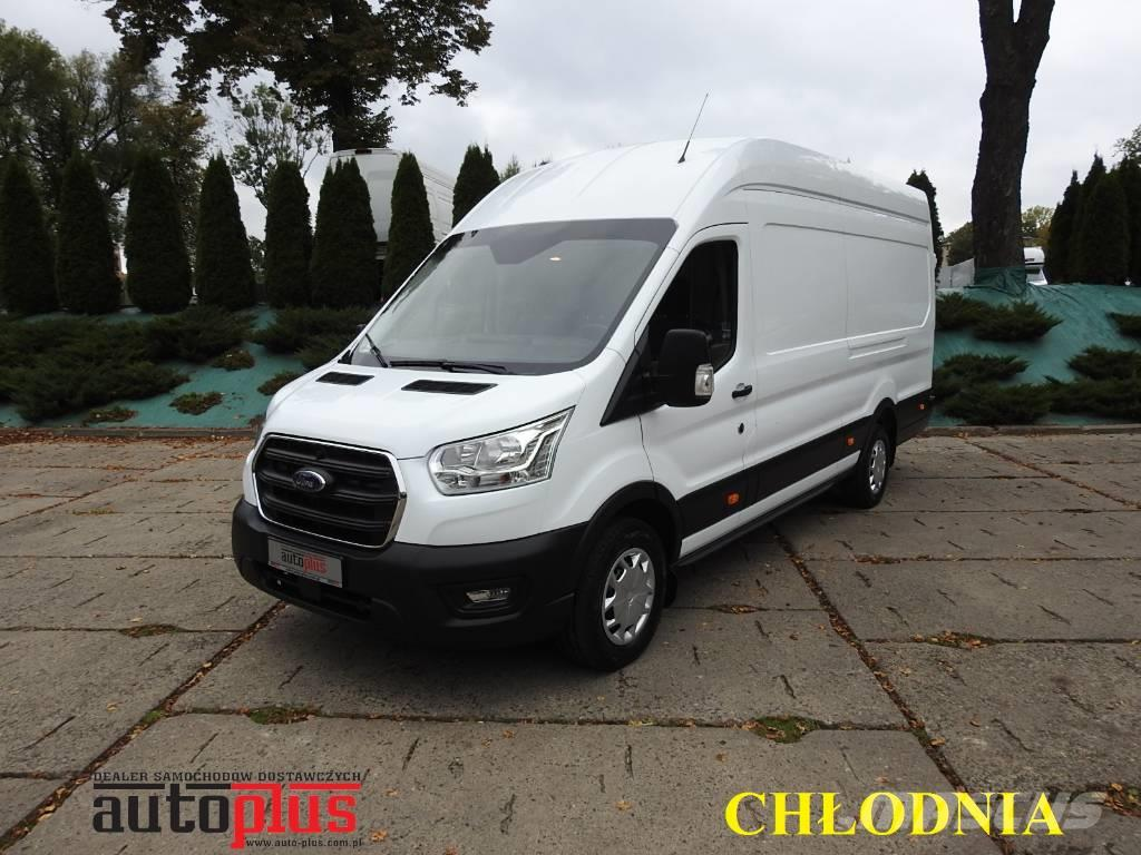 Ford TRANSIT REFRIGERATOR 0*C, A/C TEMPOMAT 170HP