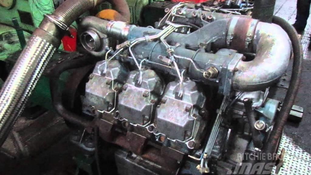 Deutz BF6M 1015