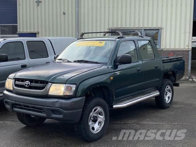 Toyota Hilux 2.5TD Double Cabin 4x4 Good Condition