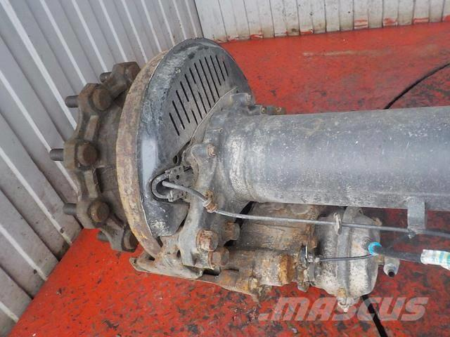 Volvo FM Slide brake calliper rear left 20527039 2042407