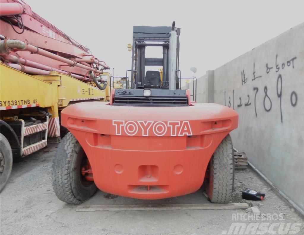 Toyota FD80