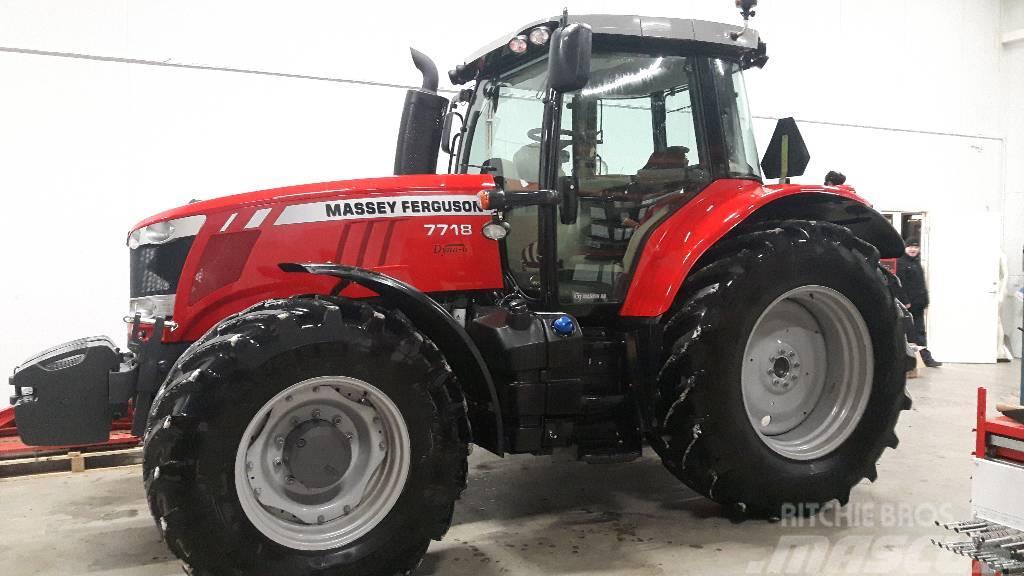 Massey Ferguson 7718 Dyna 6 Efficient