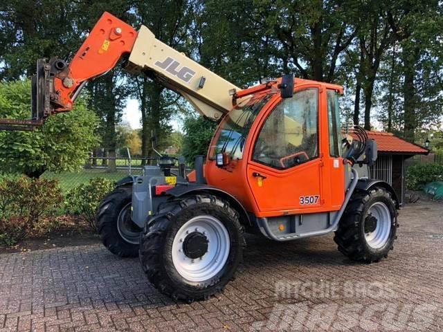 JLG 3507 verreiker manitou merlo shovel (zeer net)