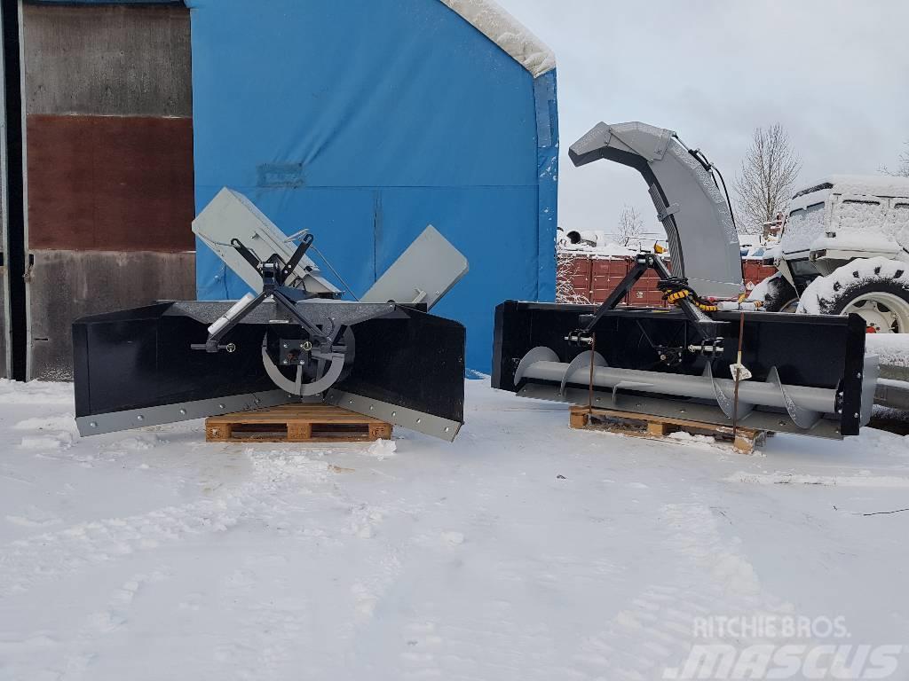 Trejon Xyz Snöslunga snöfräs