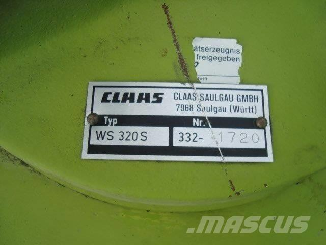 CLAAS WS 320 S
