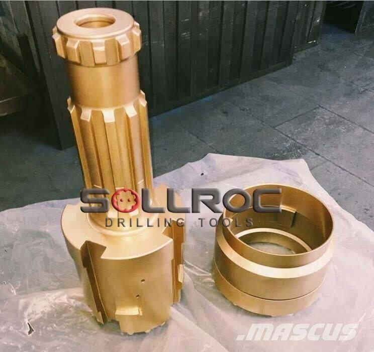 Sollroc Concentric overburden casing system