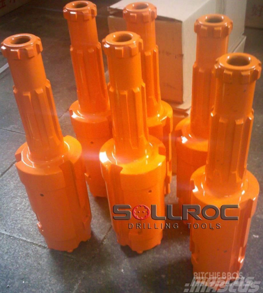 Sollroc Concentric overburden casing system, 2017, Tillbehör och reservdelar till borrutrustning