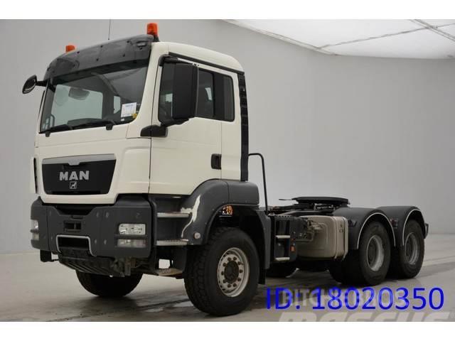 MAN TGS 26.480 M - 6x4