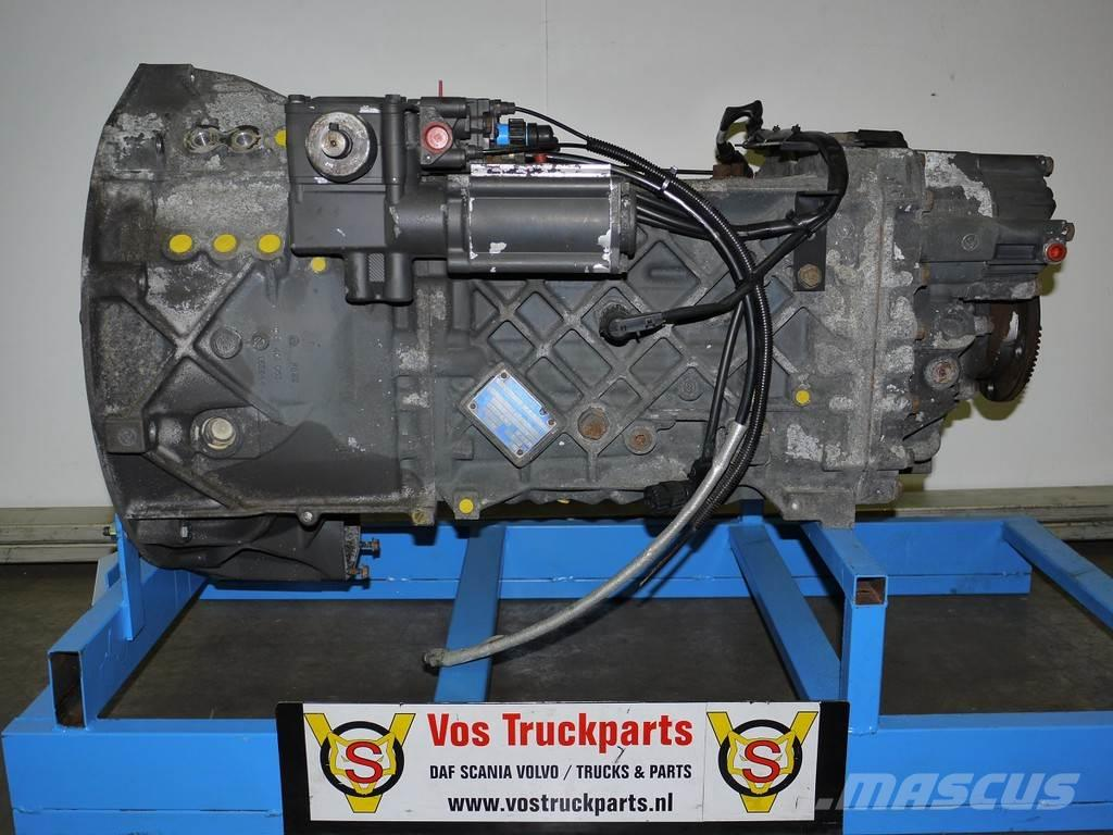 DAF ZF8S1820 TO LO