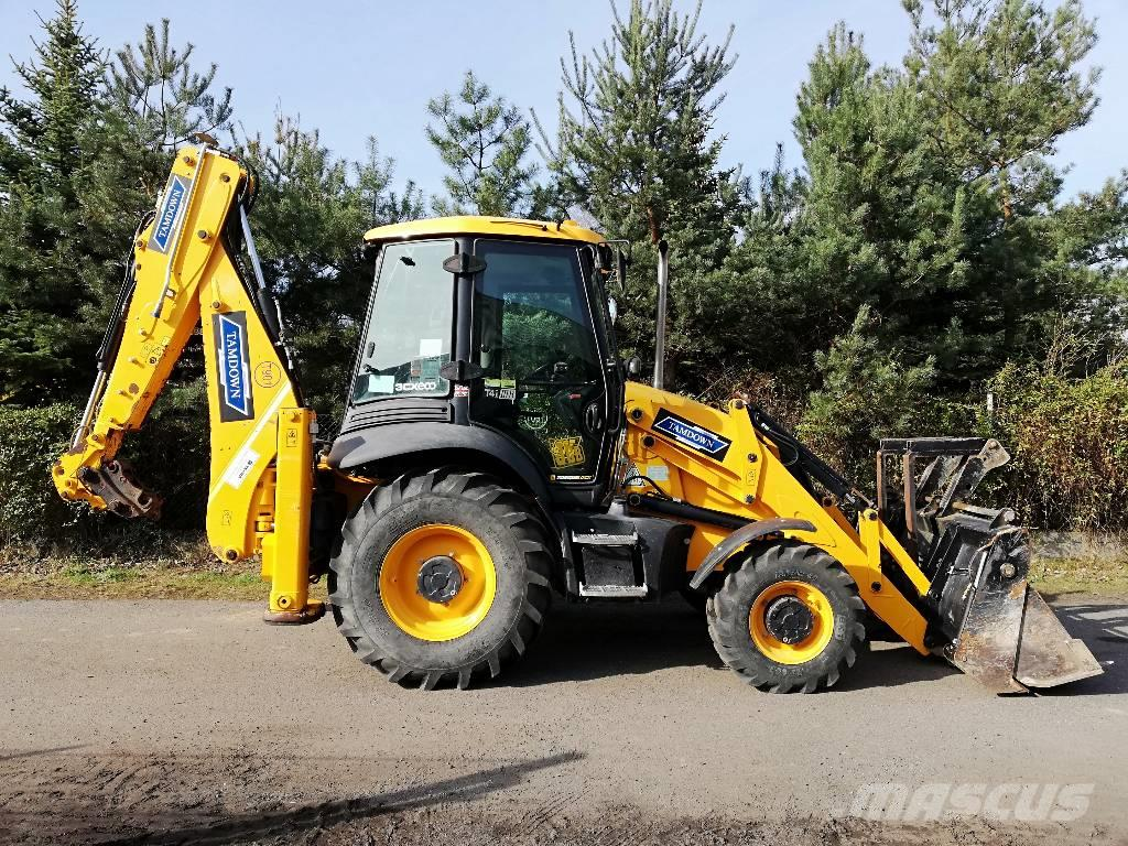 JCB 3 CX ECO