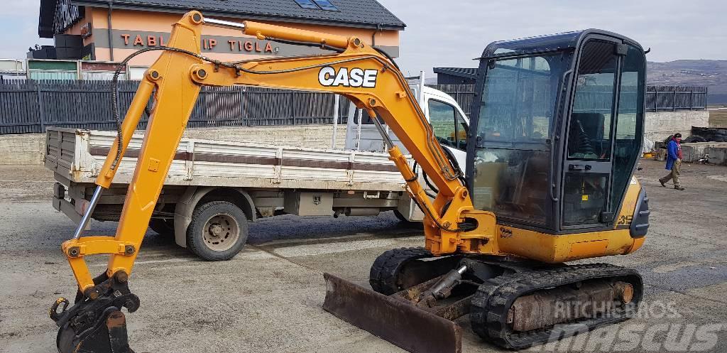 CASE Miniexcavator