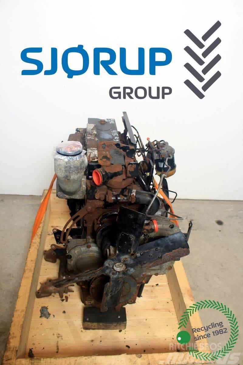 Massey Ferguson 4225 Engine